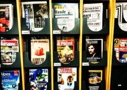 giornali francesi e orientamento politico