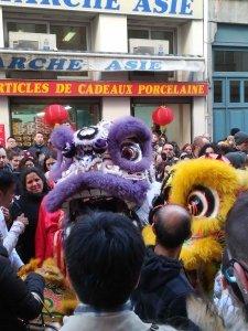 capodanno cinese a Lione