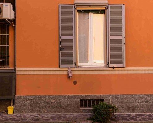 quartiere popolare di Pavia