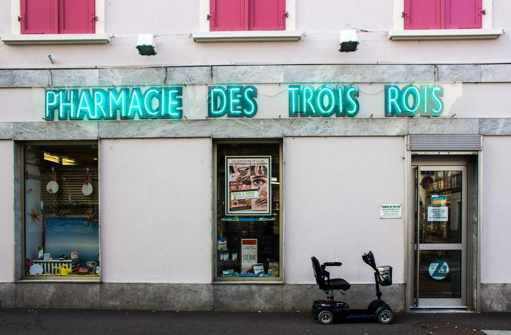 sistema sanitario francese: farmacia