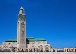 Moschea di Hassan II Marocco