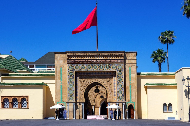 Palazzo reale del Marocco