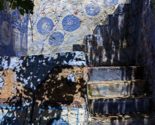 Chefchaouen Marocco: scale