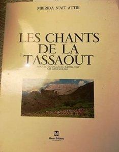 letteratura berbera: les chant de la tassaout